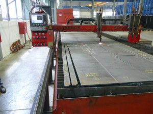 Used Cutting Table